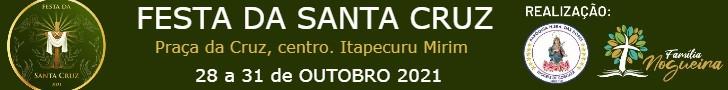 FESTA DA CRUZ 2021
