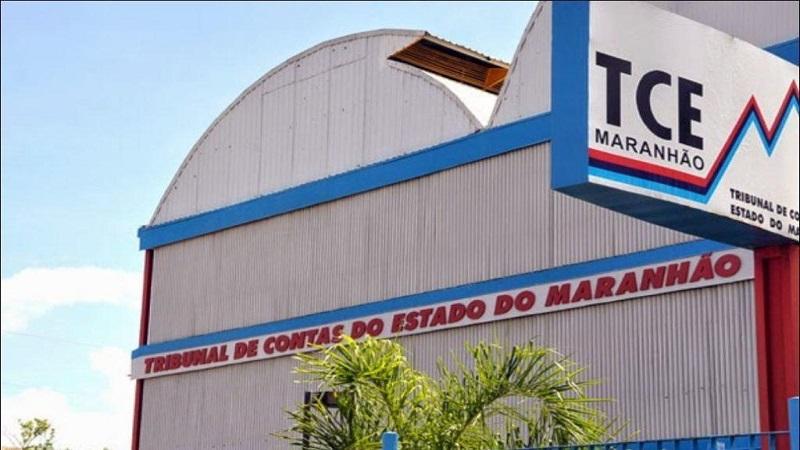 Sede do Tribunal de Contas (TCE) do Maranhão. Bairro Calhau, São Luís-MA.