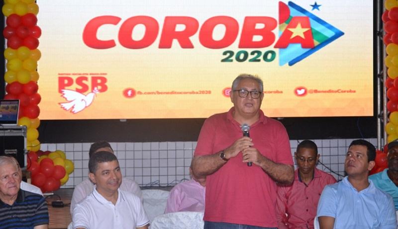 (dir para esq) Rogério Baiano, Bira do Pindaré, Benedito Coroba e Luciano Leitoa. Foto: Divulgação