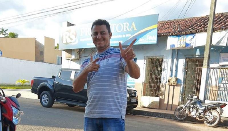 Empresário Fagner Coelho. Foto: Reprodução