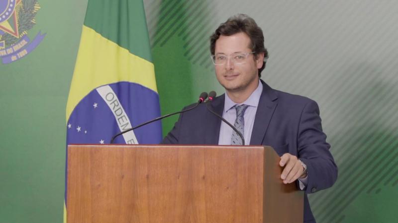 Pronunciamento do Secretário Especial de Comunicação Social da Presidência, Fabio Wajngarten