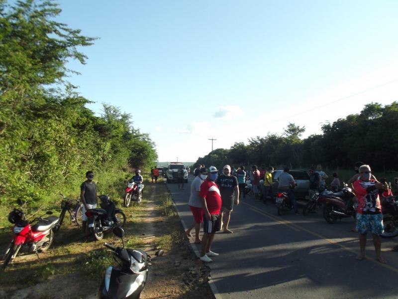 MEIO AMBIENTE: Moradores de São Benedito denunciam degradação do Rio Preto