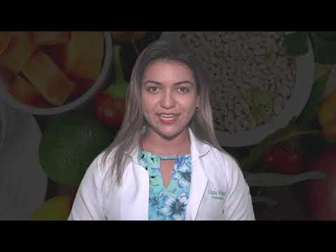Acompanhe o quadro Vida Saudável desta semana com a nutricionista Isânia Milena
